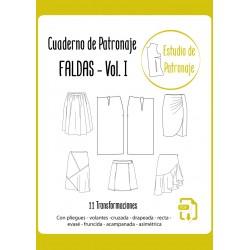 Cuaderno de Patronaje _ Faldas
