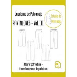 Cuaderno de Patronaje _...