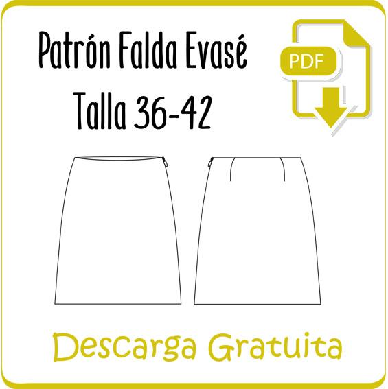 Patrón falda gratis